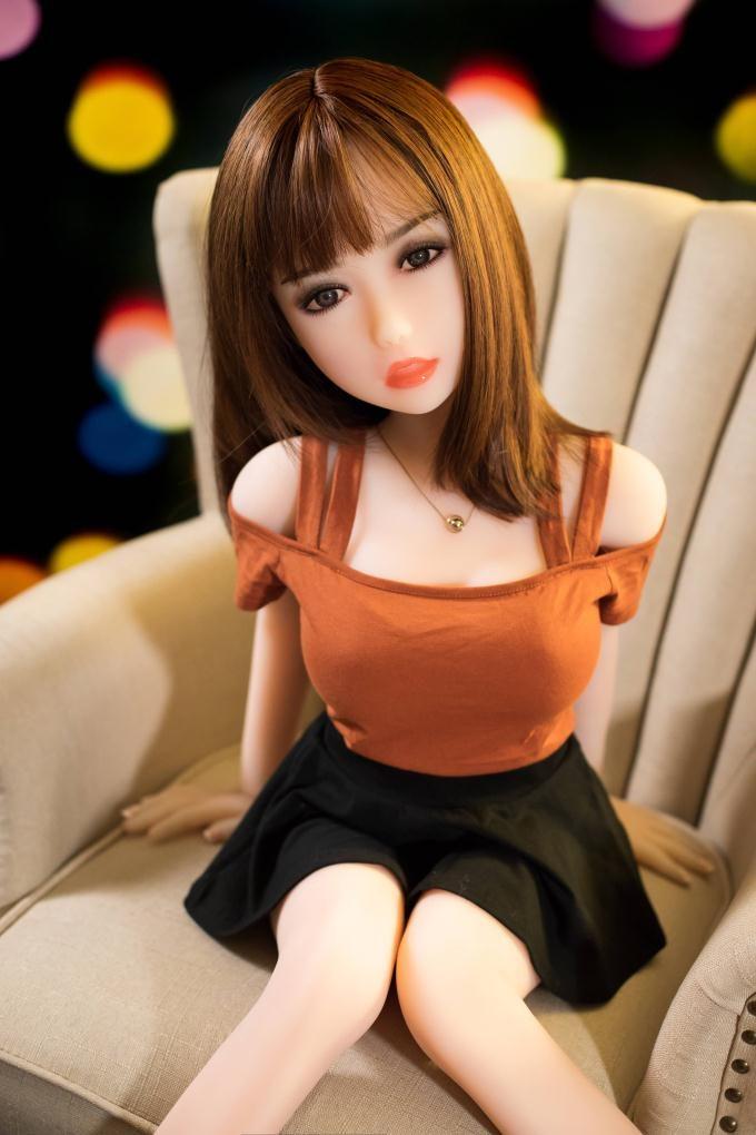 Gabby 125cm Mini Sex Doll