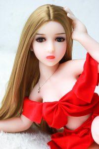 125cm okaty TPE love doll