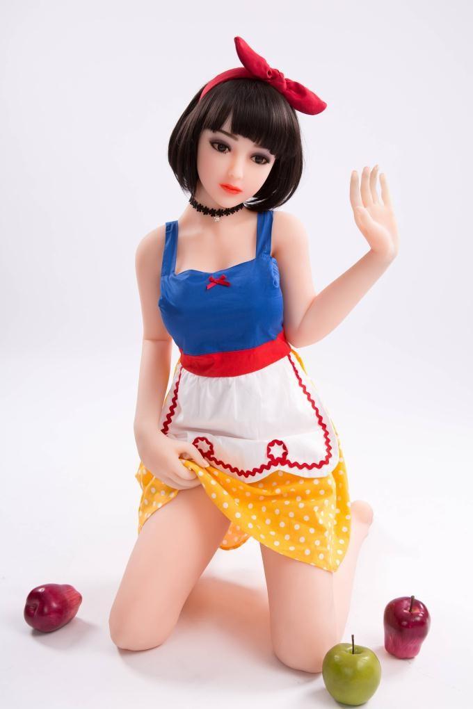 Jessy 125cm Silicone Sex Dolls