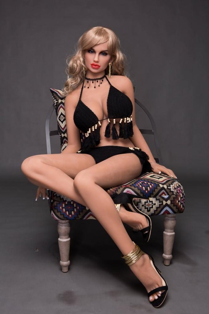 Donna 168cm Real Silicone Doll