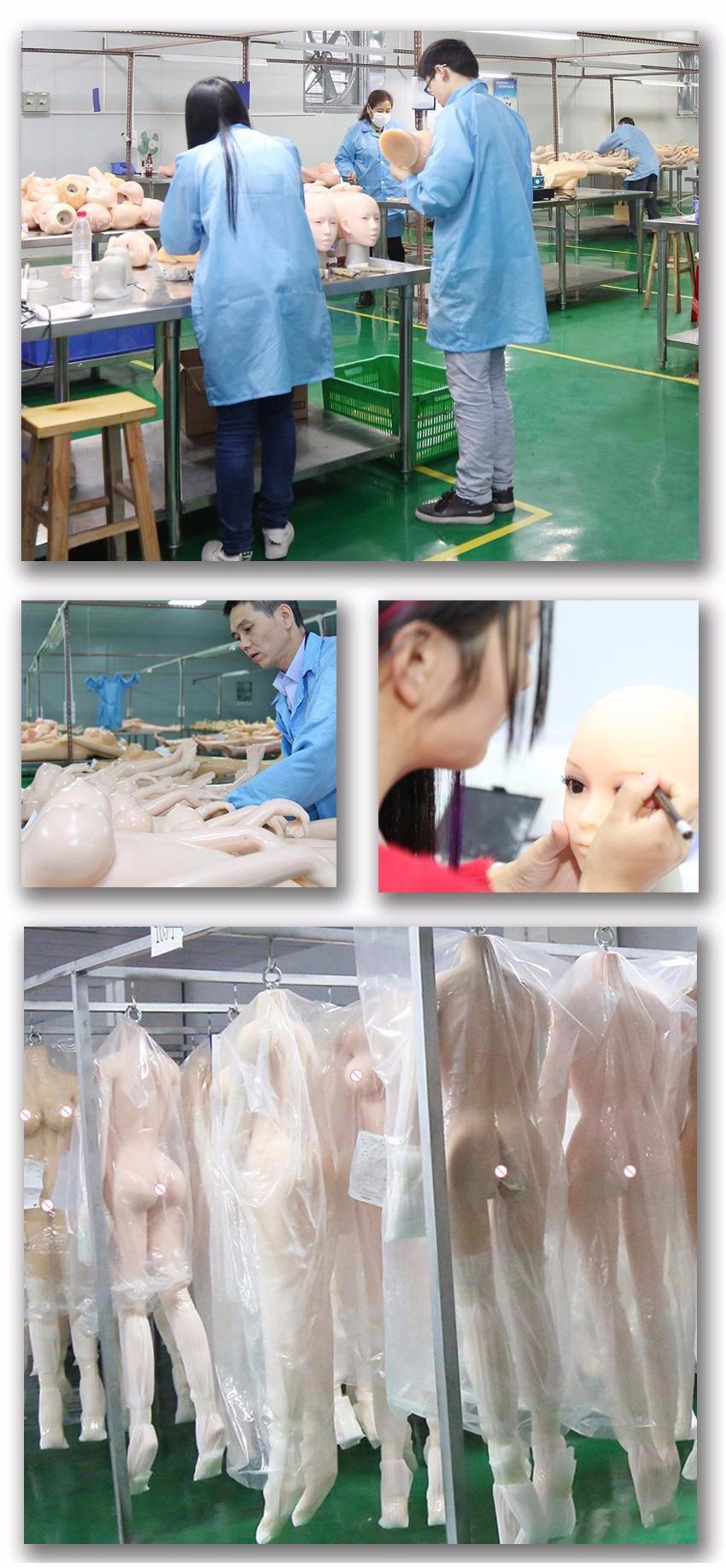 agooddoll Factory workshop